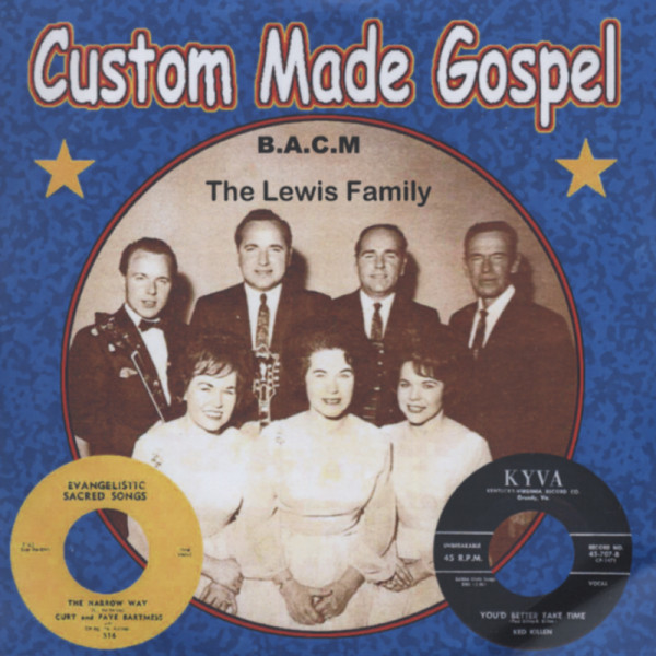 Custom Made Gospel