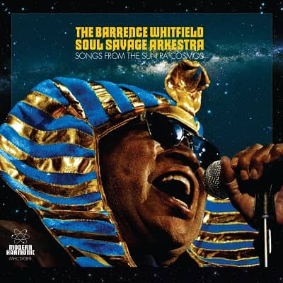 Songs From The Sun Ra Cosmos (CD)