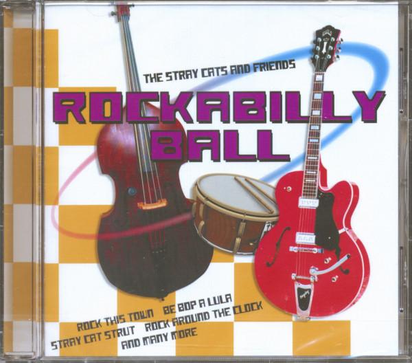 Rockabilly Ball - Stray Cats & Friends (CD)