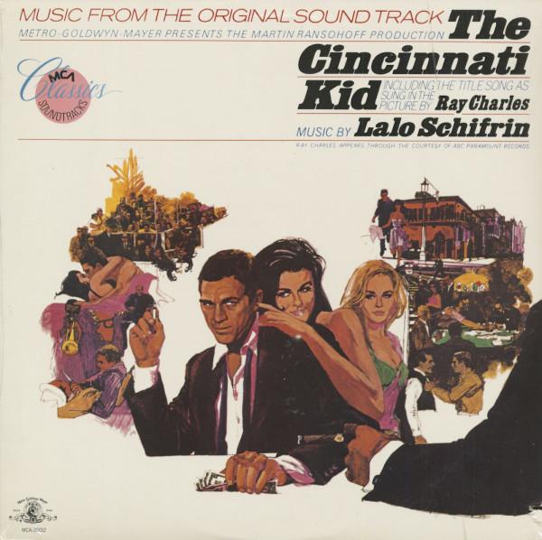 The Cincinnati Kid - Music From The Original Soundtrack (LP)