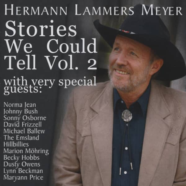 Vol.2, Stories We Could Tell