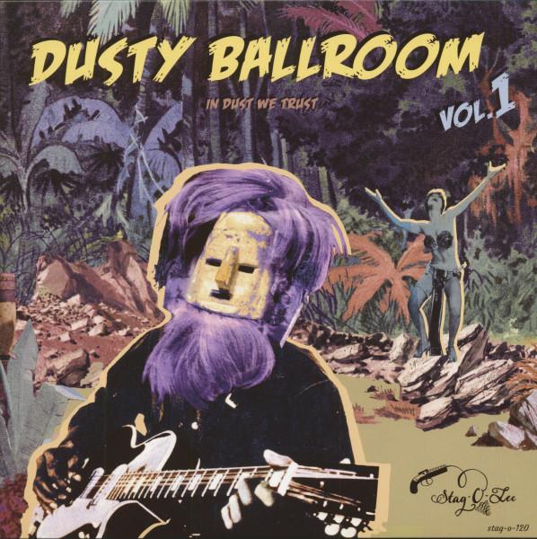 Dusty Ballroom Vol. 1 - In Dust We Trust (LP)