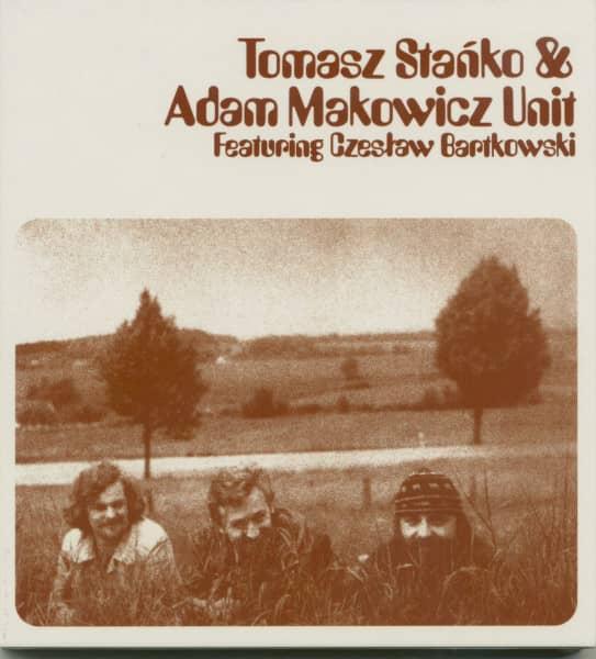 Featuring Czeslaw Bartkowski (CD)