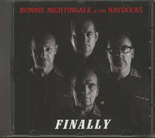 Finally (CD)