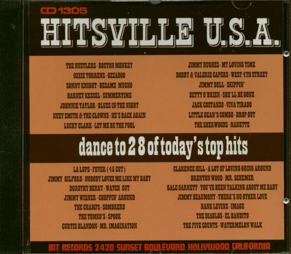 Hitsville U.S.A. (CD)