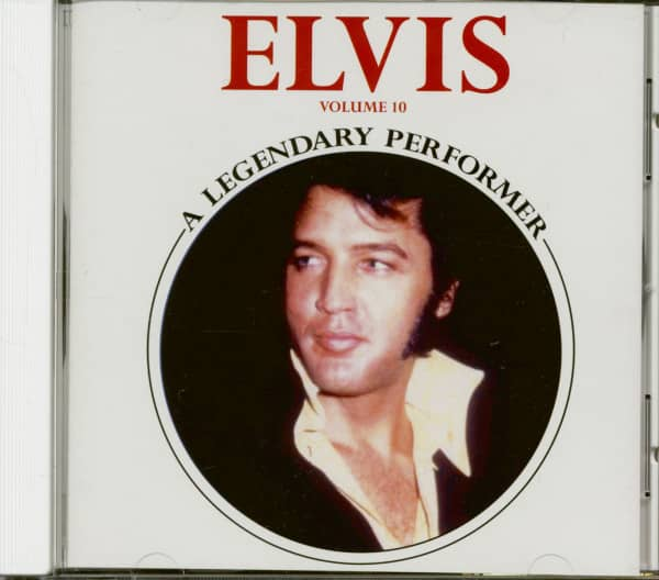 A Legendary Performer Vol.10 (CD)
