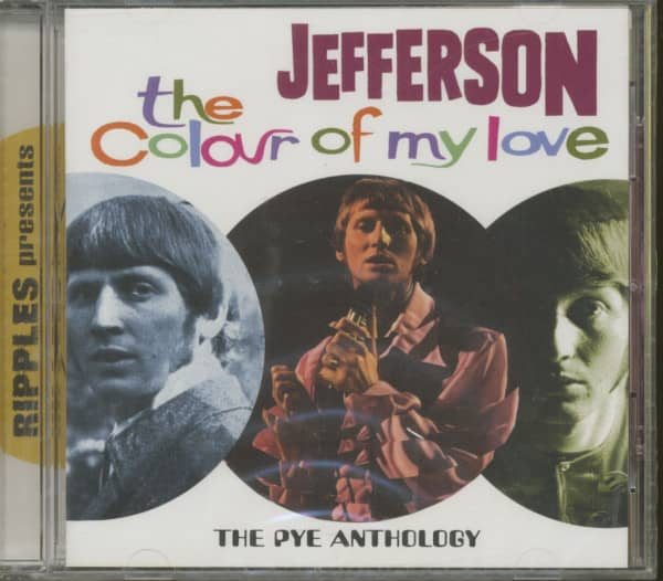 The Colour Of My Love - The Pye Anthology (CD)