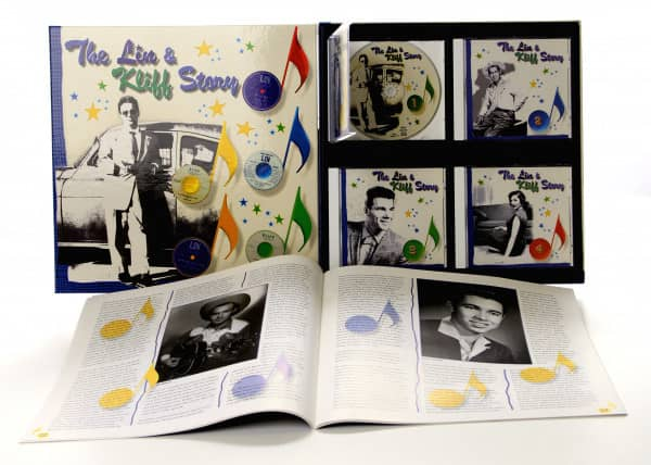 The LIN & KLIFF Story (4-CD Deluxe Box Set)