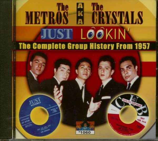 Just Lookin' - Complete Group History (CD)