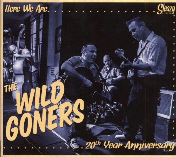 Here We Are - 20th Year Anniversary (2-CD)