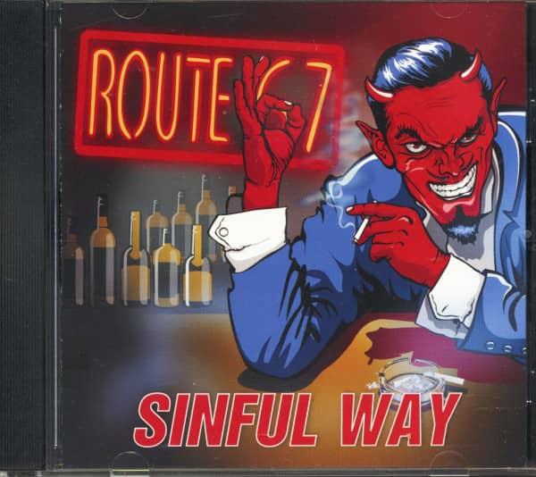 Sinful Way (CD)
