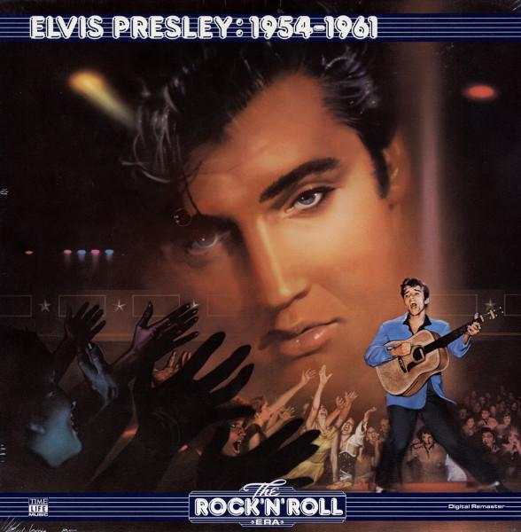 The Rock & Roll Era 1954-1961 2-LP Box