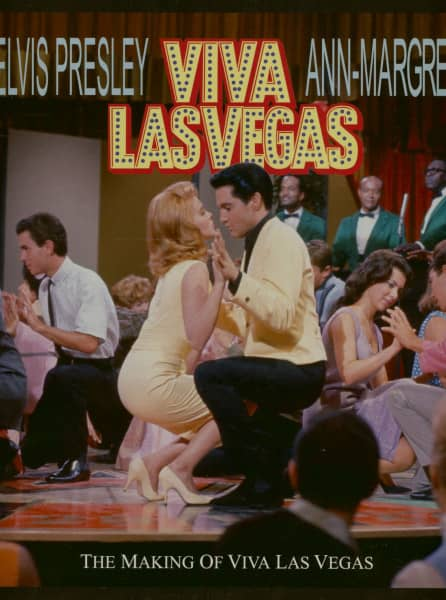 The Making Of Viva Las Vegas (Book & 3-CD)