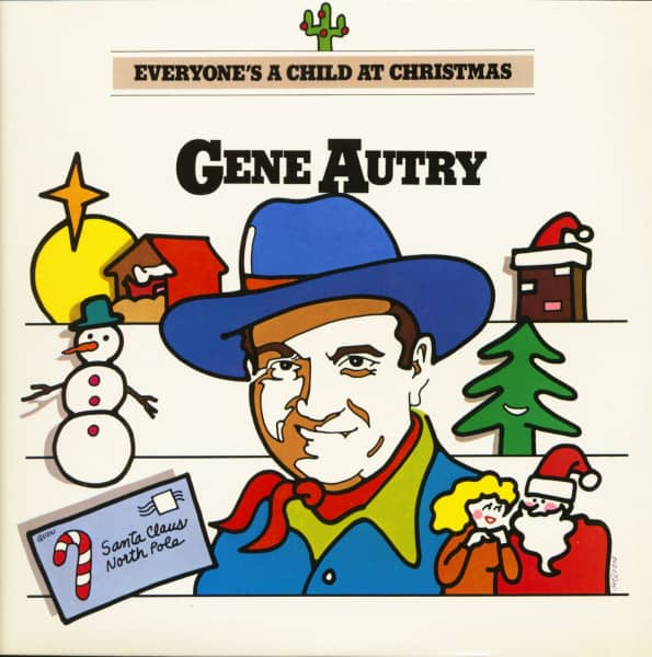 Everyone's A Child At Christmas (LP)