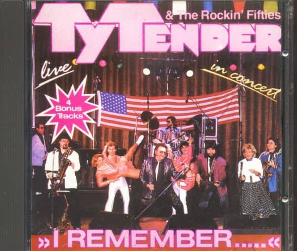 I Remember... - Live In Concert (CD)