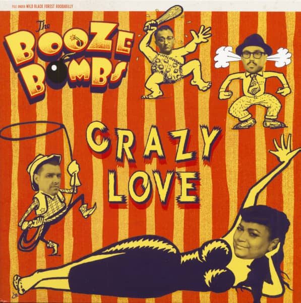 Crazy Love (LP)