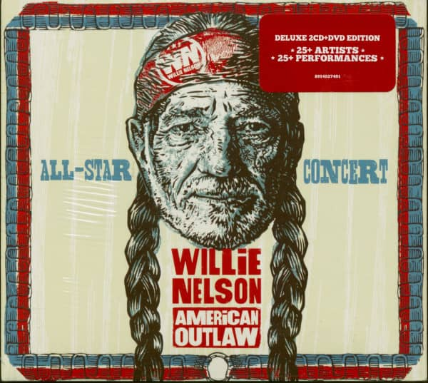American Outlaw All-Star Concert (2-CD+DVD)