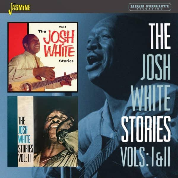 Josh White Stories (CD)