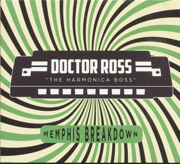 Memphis Breakdown (CD)