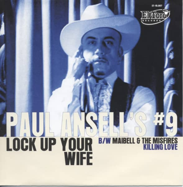 Lock Up Your Wife - Killing Love 7inch, 45rpm, PS