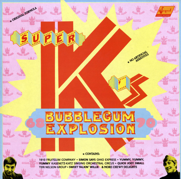 Super K's Bubblegum Explosion