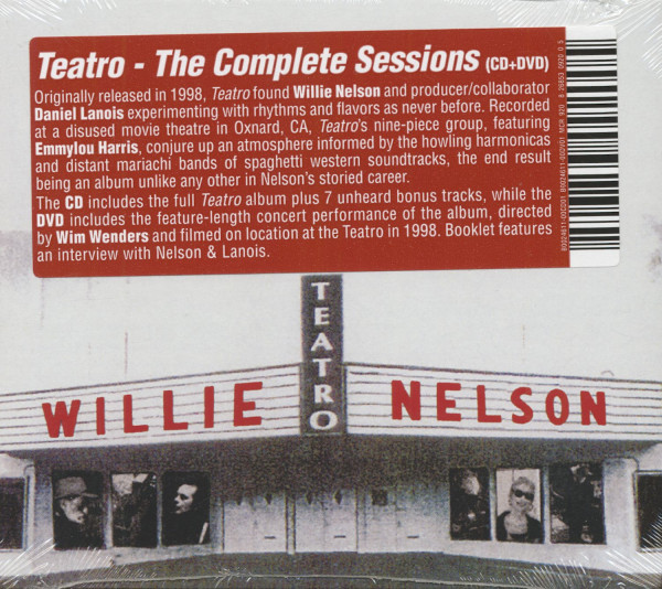 Teatro - The Complete Sessions (CD & DVD)