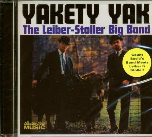 Yakety Yak (CD)