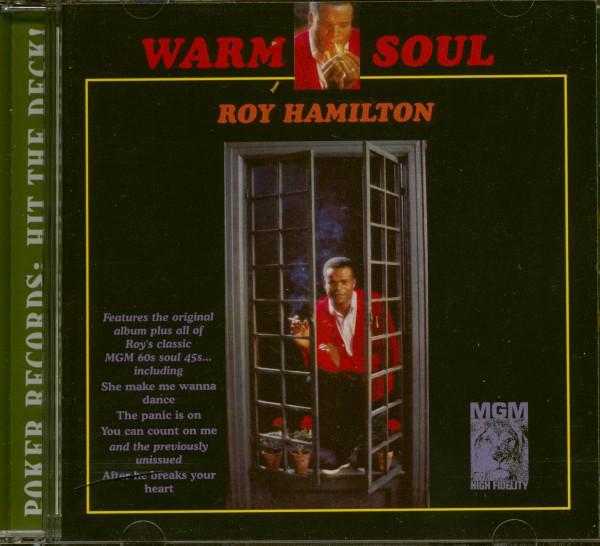 Warm Soul (CD)