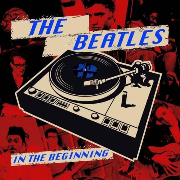 In The Beginning (5x7inch, 45rpm, Red Vinyl, Ltd.)
