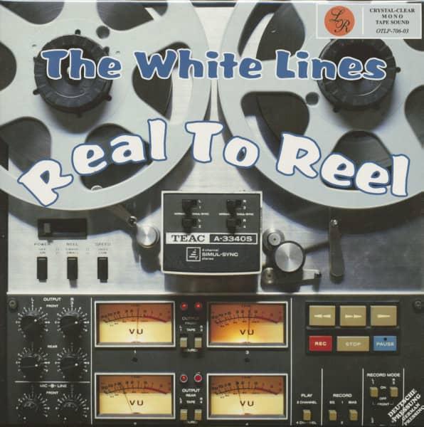 Real To Reel (LP, Ltd.)