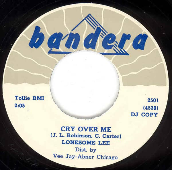 Cry Over Me - Lonesome Travellin'