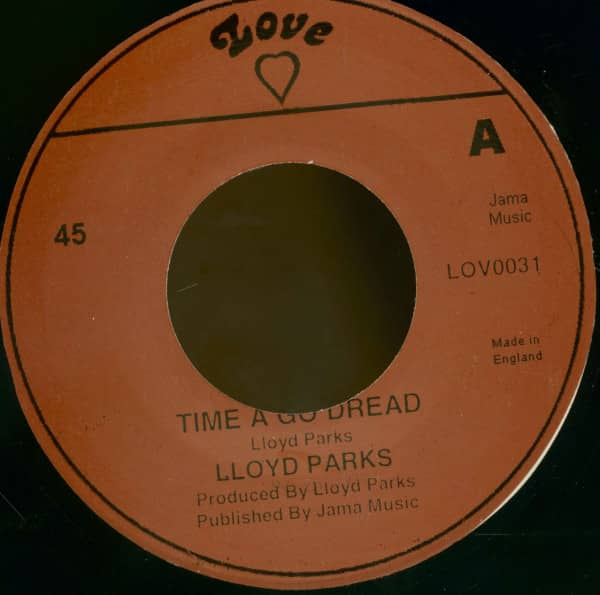 Lloyd Parks, Time A Go Dread - We The People Band, Dread Dub(7inch, 45rpm, BC)