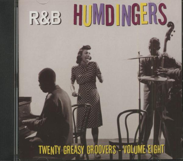 R&B Humdingers Vol.8 (CD)