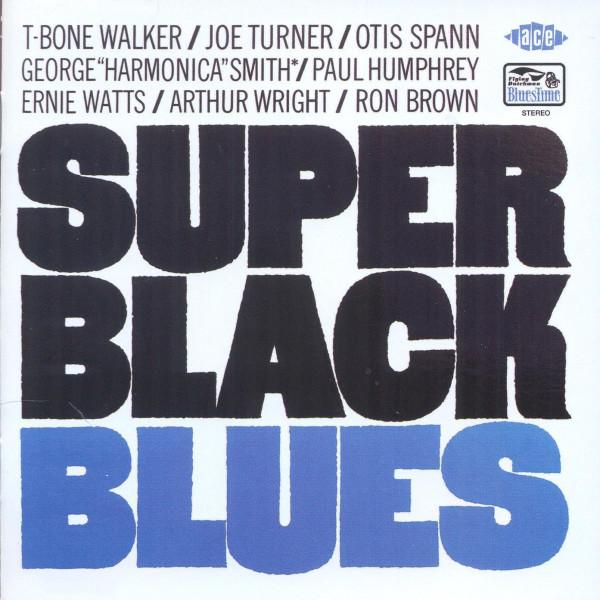 Super Black Blues
