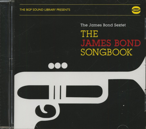 James Bond Songbook (CD)