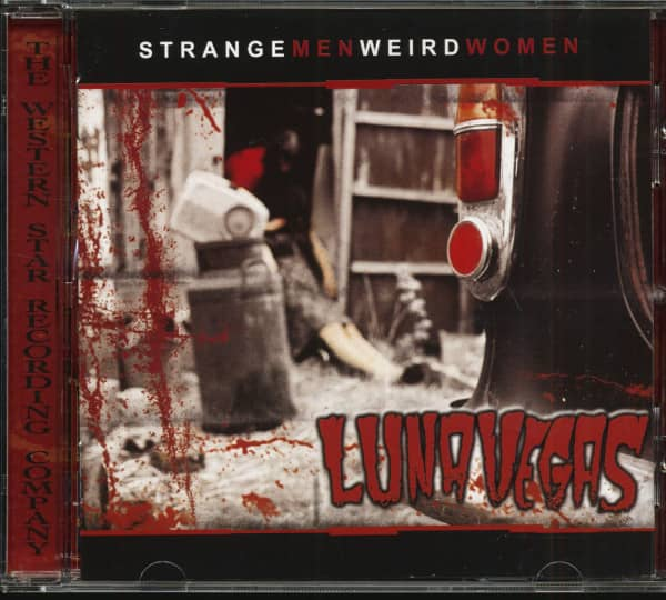 Strange Men Weird Women (CD)