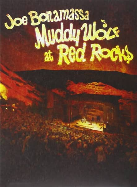 Muddy Wolf At Red Rocks (2-DVD)