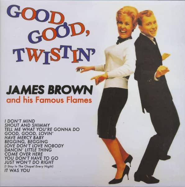 Good, Good Twistin' (LP)