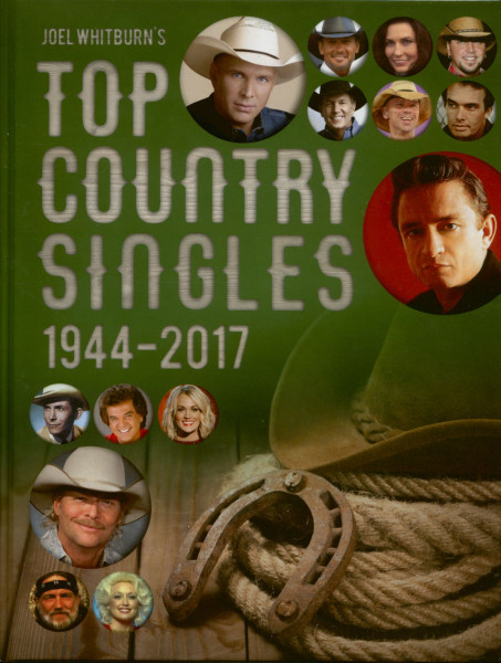 Joel Whitburn's Top Country Singles 1944-2017