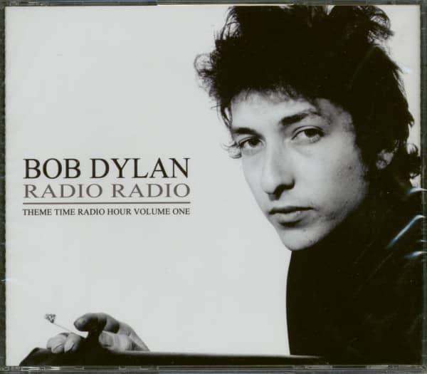 Bob Dylan - Radio Radio - Theme Time Radio Hour Vol. 1 (4-CD)