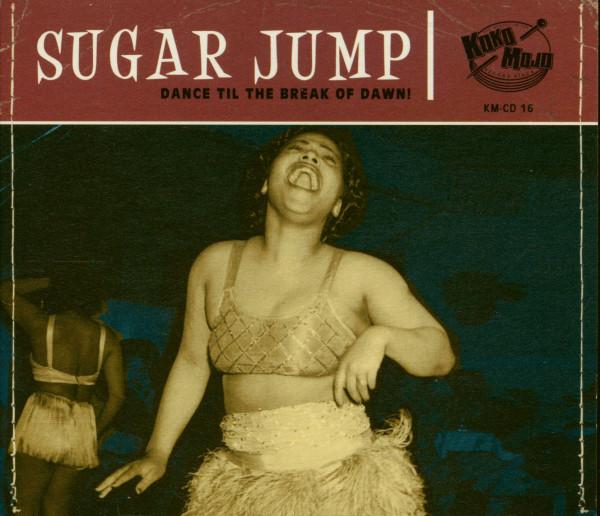 Sugar Jump - Dance Till The Break Of Dawn! (CD)