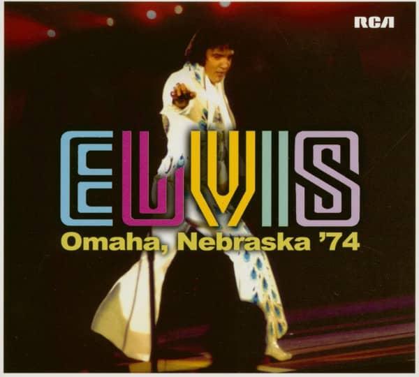Omaha Nebraska '74 (2-CD)