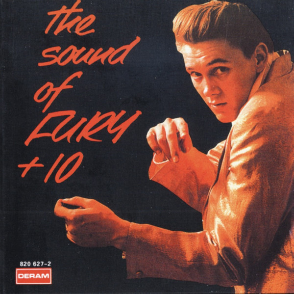 The Sound Of Billy Fury + 10