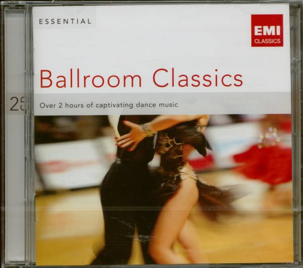 Essential Ballroom Classics (2-CD)