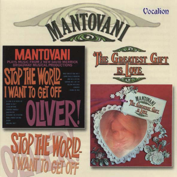 Oliver! & Stop The World plus ...
