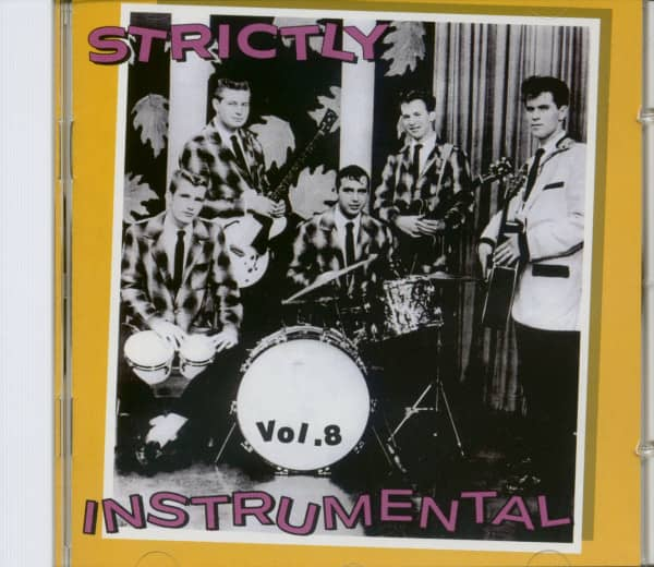 Vol.8, Strictly Instrumental