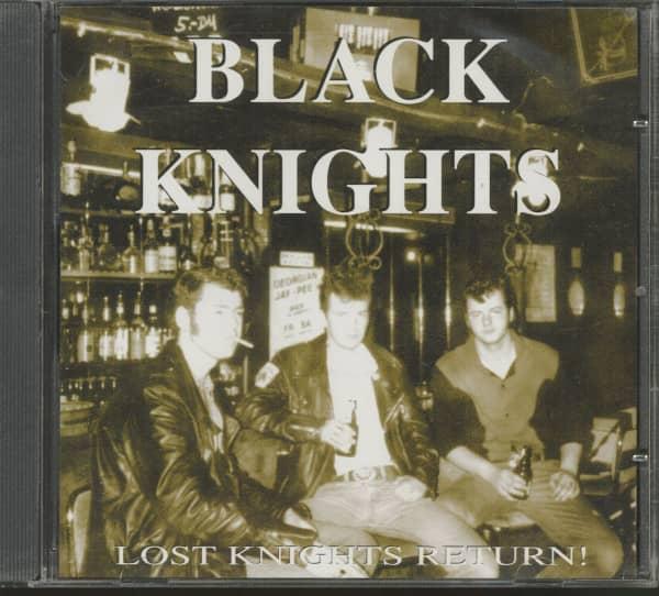 Lost Knights Return (CD)