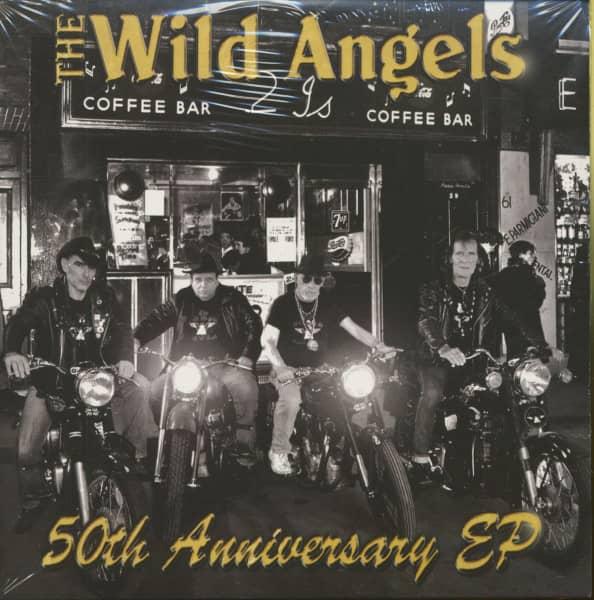 50th Anniversary EP (7inch, 33rpm, EP)