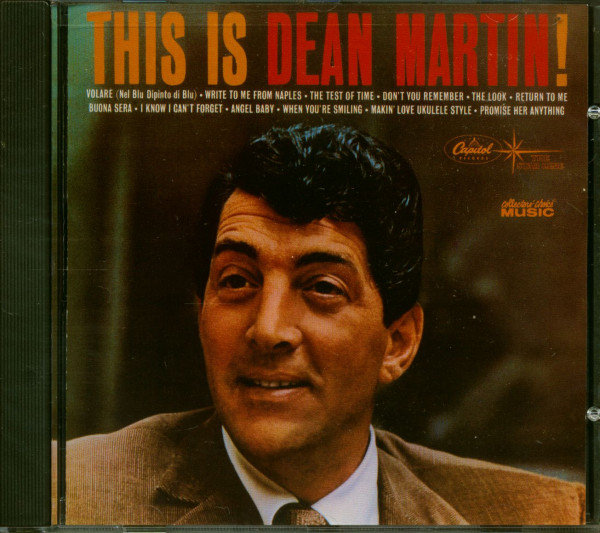 This Is Dean Martin! (CD)