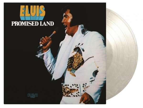 Promised Land (LP, 180g, Transparent White Marbled Vinyl, Ltd.)